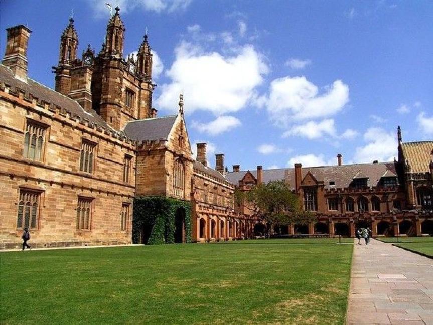 澳大利亚国立学院(NIET)